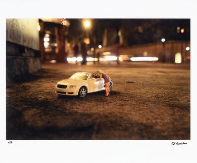 Slinkachu, 'For Sale/Sold', 2010
