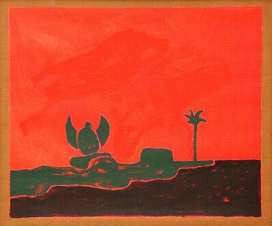 Tano Festa, 'Senza titolo', 1982