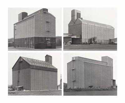 Bernd Oppl, 'Grain Elevators'