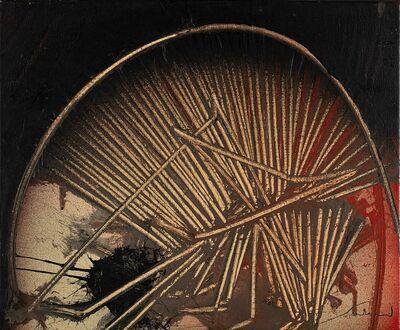 Emilio Scanavino, 'L'arco', 1982