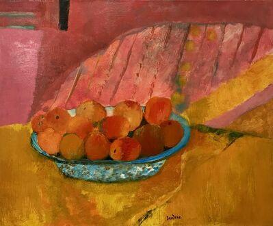 Guy Bardone, 'Abricots au fond rose', 2001-2006
