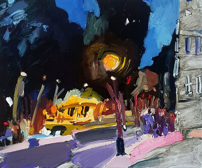 Boaz Noy, 'Night Paris August', 2019
