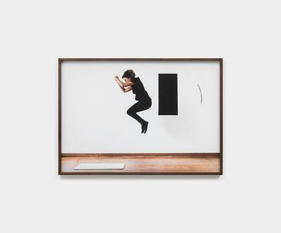 Carla Chaim, 'Pesar do peso  (Composição I)', 2014