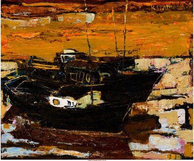 Raimonds Staprans, 'Boats'