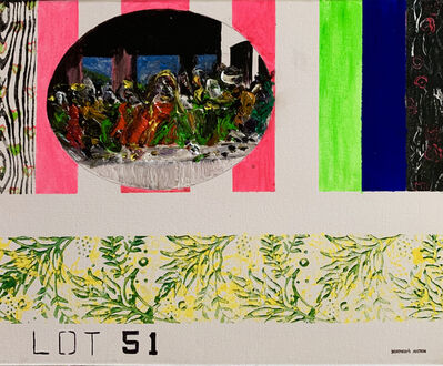Wulf Treu, 'Lot 51', 2019
