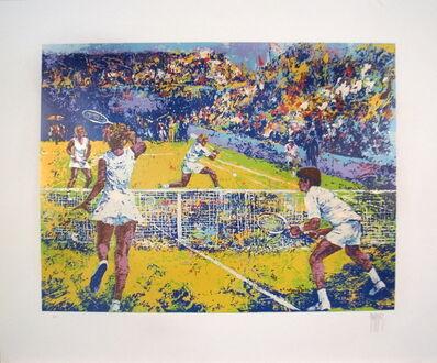 Mark King, 'Tennis Player'