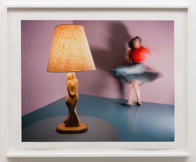 Jo Ann Callis, 'Woman Twirling', 1985