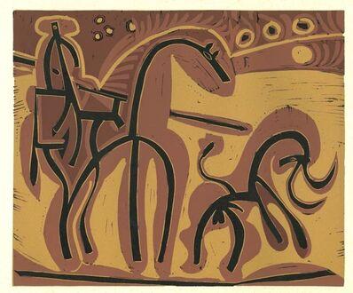 Pablo Picasso, 'Picador et Taureau', 1962