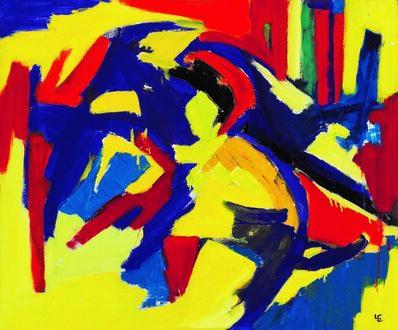Boris Chetkov, 'Composition', 1998