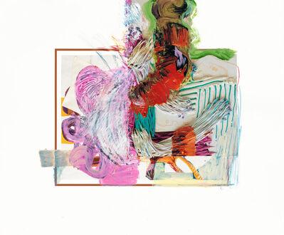 Pia Fries, 'torino H', 2015