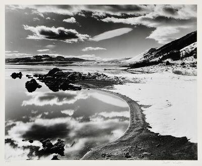 Brett Weston, 'Mono Lake'