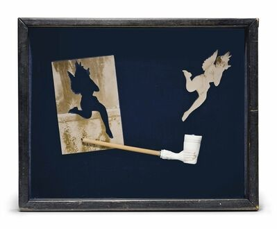 Joseph Cornell, 'Untitled (Fanny Ward)'