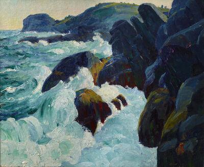 Leon Kroll, 'Gull Rock', 1913
