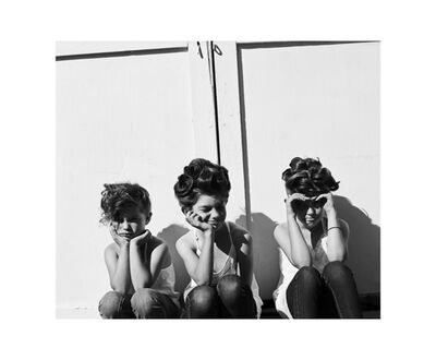 Jack Davison, 'Wilkin Sisters', 2013