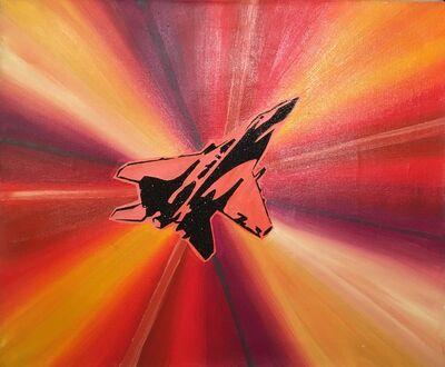 Sergey Shutov, 'The plane', 2010