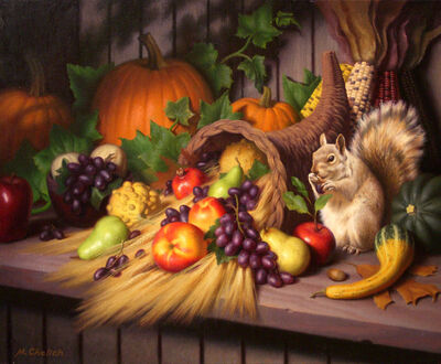 Michael Chelich, 'Autumn Harvest', 2014