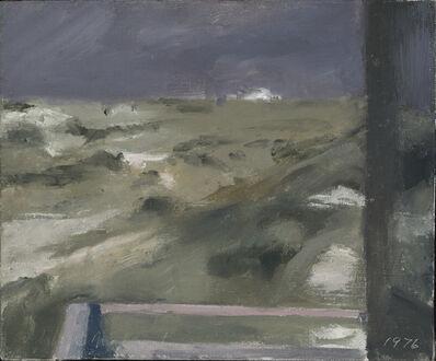 Philip Malicoat, 'Back Shore', 1976