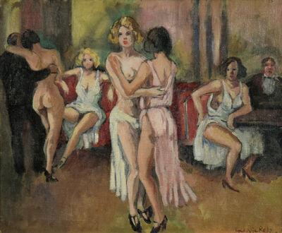 Ludovic-Rodo Pissarro, 'Maison de Filles', ca. 1906