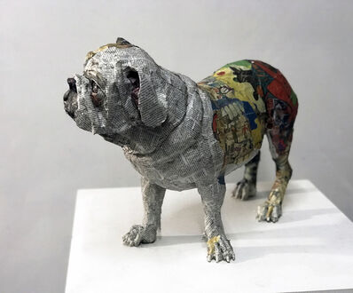 Will Kurtz, 'Bulldog', 2017