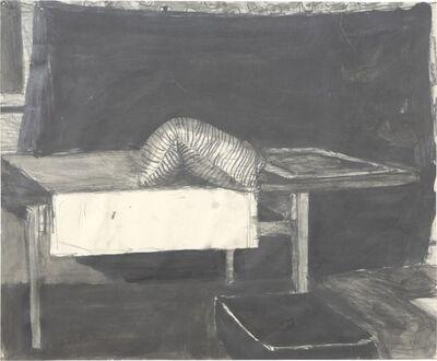Richard Diebenkorn, 'Pillow', ca. 1964