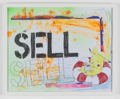 Michael Pybus, 'SELL SELL', 2016