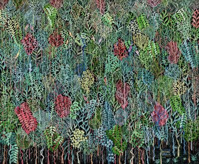 Feliciano Carvallo, 'Selva Verde', 1986