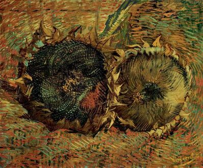Vincent van Gogh, 'Les tournesols (Sunflowers)', 1887