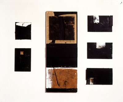 Danilo Dueñas, 'Pintores', 1988
