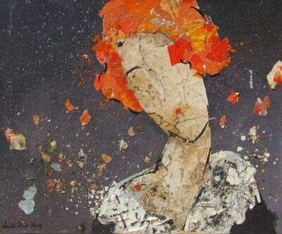 Jordi Prat Pons, 'Red Hair'