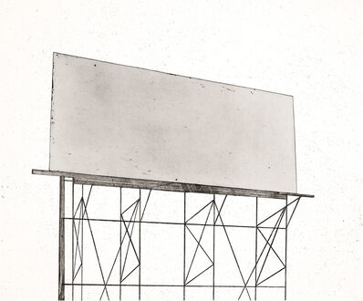 Ed Ruscha, 'Your Space #1', 2006