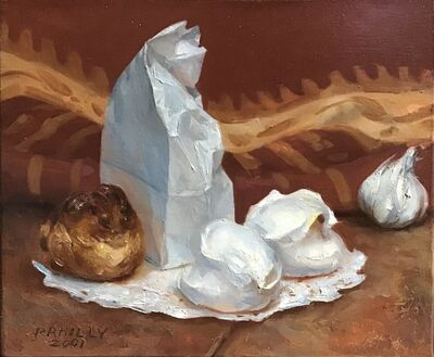 Paul Rahilly, 'Sweets and Garlic', 2001