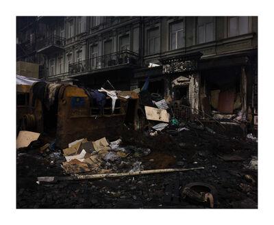 Davide Monteleone, 'Untitled #019, Maidan series', 2014