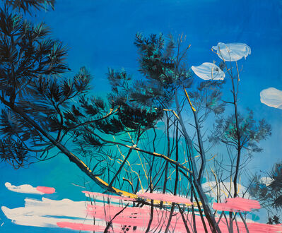 Claire McConaughy, 'Beach Pines', 2019