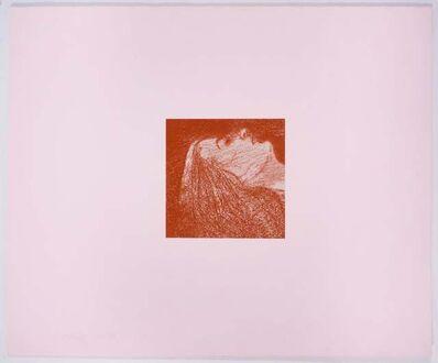 R. B. Kitaj, 'Orgasm', 1975