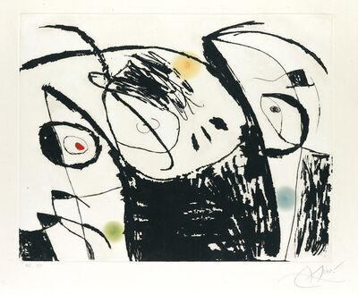 Joan Miró, 'Série Mallorca, IX', 1973