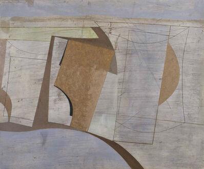 Ben Nicholson, 'Western Landscape', 1960