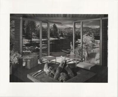 Julius Shulman, 'Davis House. Lake Arrowhead, Ca.', 1960