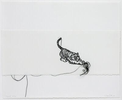 Liliana Porter, 'Tiger V, Edition 5/25', 2006