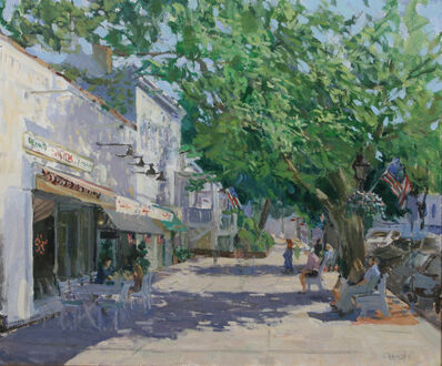 Kelly Carmody, 'Main Street, Sag Harbor', 2019