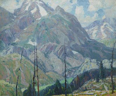 John F Carlson, 'Towering Steeps', ca. 1922