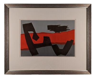 Fritz Winter, 'Vor Horizontalen', 1964