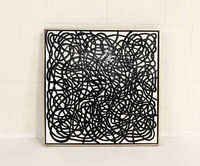 John O'Hara, 'Lines 1.', 2019