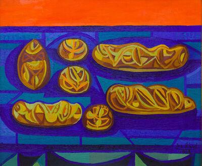 Josef Scharl, 'Brote', 1952