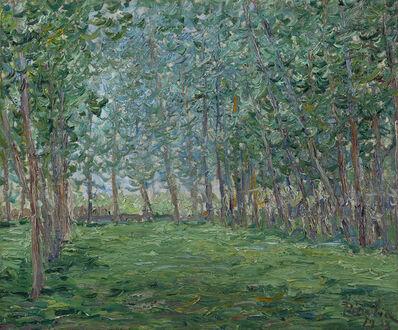 Francis Picabia, 'Champ près d'un bois', 1903