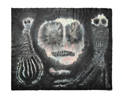 Andrea Dezsö, 'HEAD AND THREE ANGELS', 2020