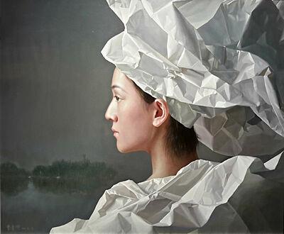 Zeng Chuanxing, 'White Paper Bride', 2016