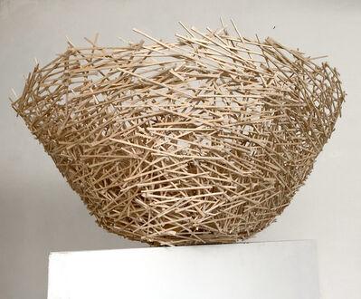 Tadashi Kawamata, 'Nest on the wall no.3', 2018