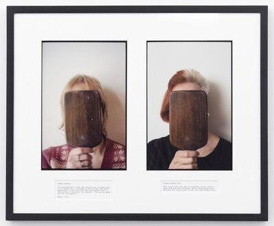 Martha Wilson, 'Mirror Mirror', 2014