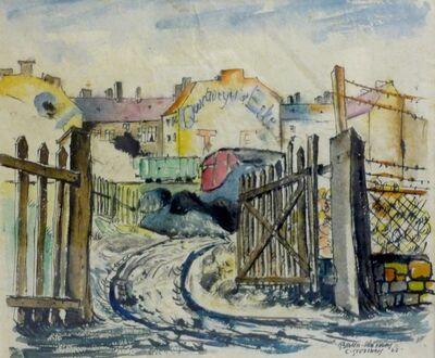 Carl Grossberg, 'Berlin Schöneberg', 1922