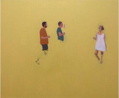 Christina Vogel, 'A Near Miss', 2015